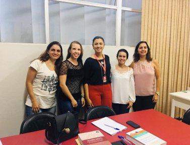 FAPAM promove capacitação para as psicólogas da APAE e CER